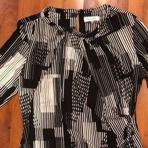 Calvin Klein Tops - Calvin Klein Printed Top.